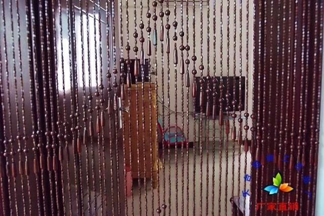 rideau en bois de rideau rideau de perles de s 233 paration de produits finis de l entr 233 e de la