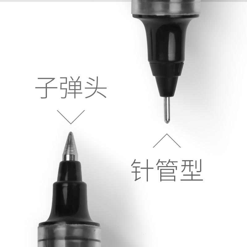 Directe oplossing met een buis Blackwater woorden de pen kan de naald - bal - pen getekend. Sanitaire artikelen