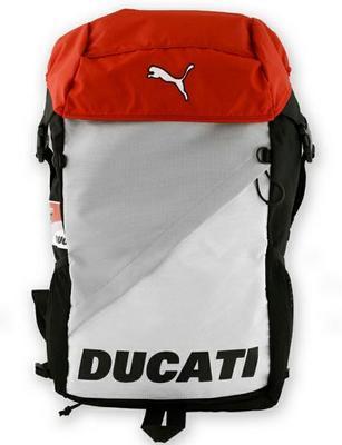杜卡迪背包 DUCATI 摩托车机车双肩背包骑行机车多功能包 头盔包