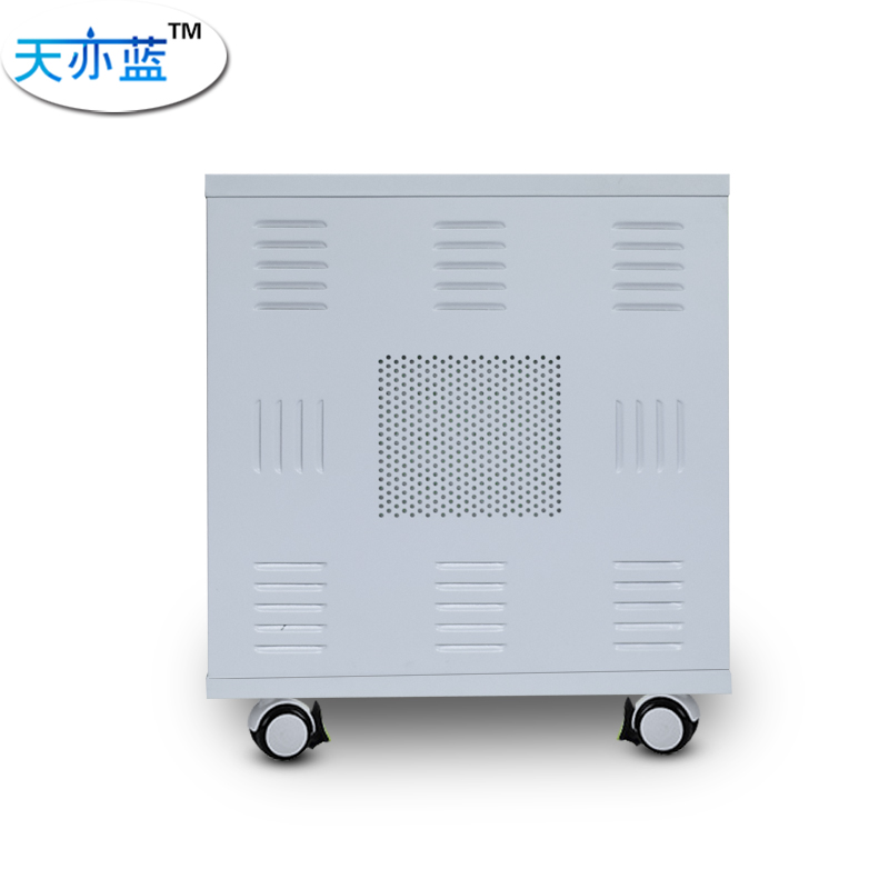 FFU air purifier Mini household small oxygen bar bedroom indoor quiet except haze PM2.5 smoke removal and dust removal