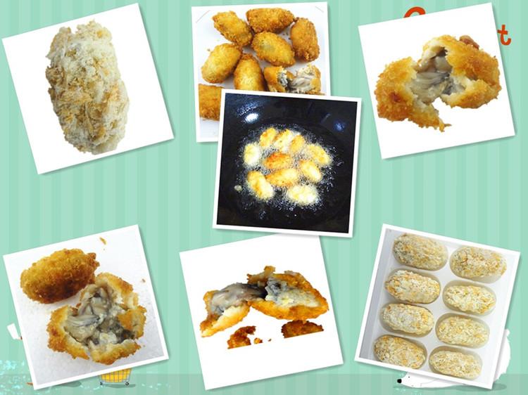 粘粉牡蛎------吃牡蛎越来越简单 - 墨舞斋主人湖北刘学武 - 墨舞斋主人湖北刘学武的博客