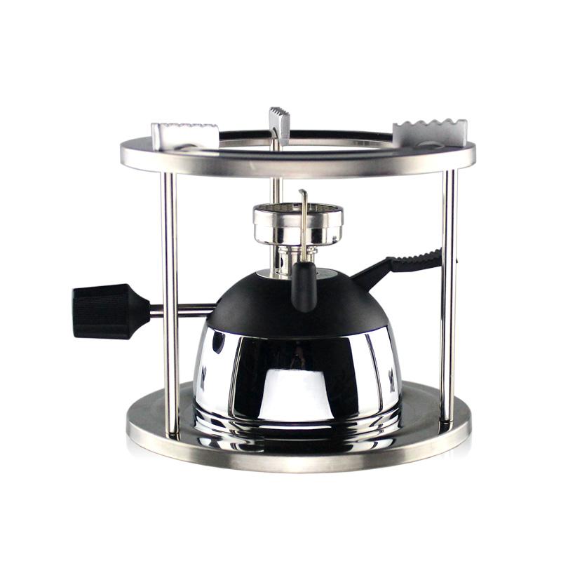 специальный открытый портативный мини - газ сжиженный газ надувной печь печь сифон чайник Мока специальной печи с плита