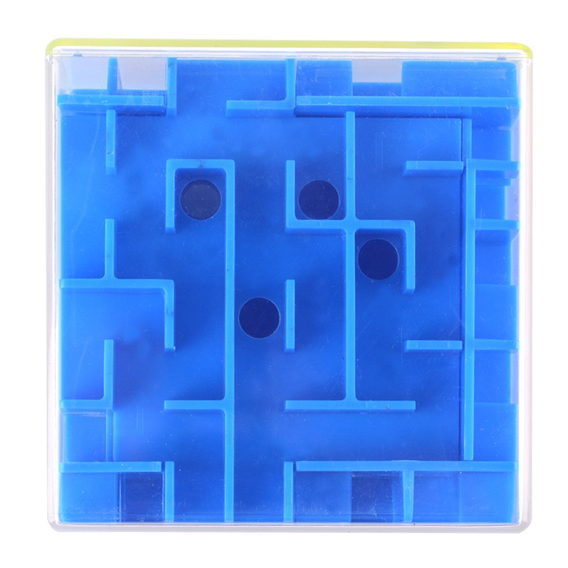 Ball mobile marbles maze circuit girl magic ball reasoning tool roller square box game square