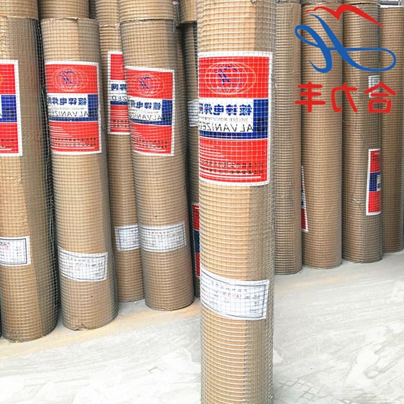 亜鉛めっき鉄線熱養鶏鴨飼育養殖溶接網フェンス網0 . 8線* 0 . 9孔*いち高
