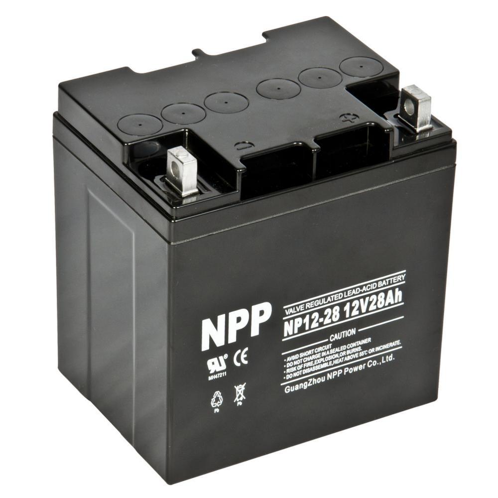 La alarma NP12-35Ah NPP juguetes eléctricos 12V35AH snipes baterías de UPS