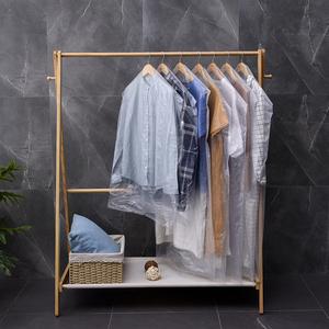 透明衣服防尘罩塑料防尘袋干洗店挂衣袋大衣物罩长西装外套收纳袋