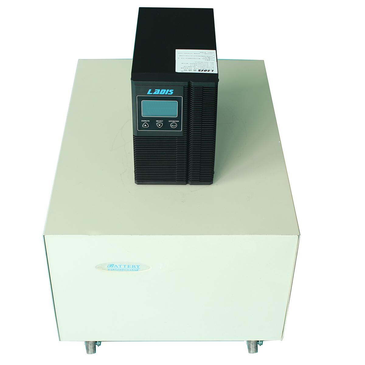 Reddy UPS G2KL2KVA für 30 minuten der verlängerung der online - 1600 WATT - Maschine
