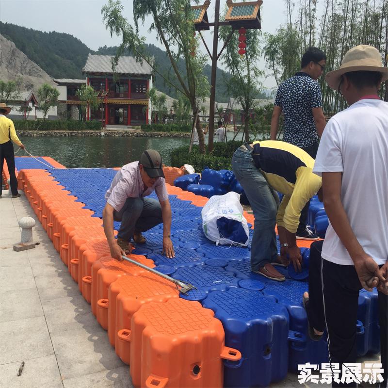Floating tube platform pontoon pontoon boats dragon boat for Floating fishing platform