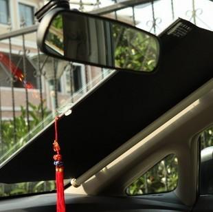 BMW 5は自動車前フロントガラスのフロントガラスの日除けの前の窓の窓の日除けの自動的に