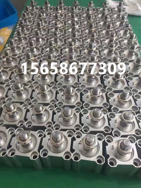 zęby, pneumatyczne i SDA50-40B/45B/50B/60B/75B/100B - cylinder.