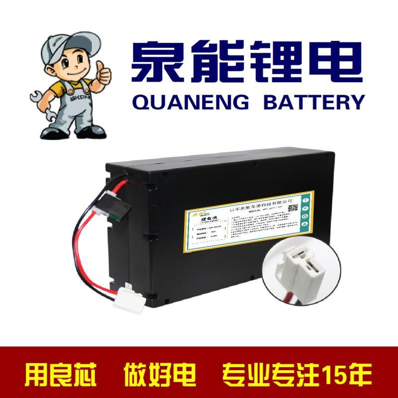 vår energi batterier för eldrivna fordon 48v batteriet 12AH ändring ev moped (litium gav laddare.