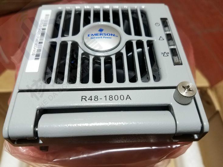 El nuevo módulo de fuente de energía R48-1800A Emerson R48-1800R48 / 1800R4818001740W