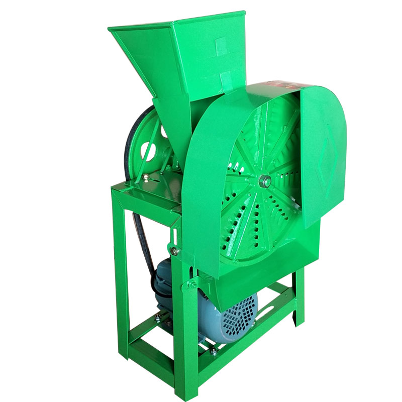 Vegetable is chopped leeks cut foam cutting machine chopped new commercial electric household multifunctional cutting chopping machine