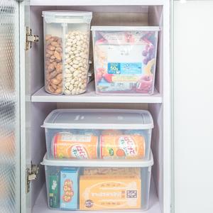 大容量超大保鲜盒放冰箱里的收纳盒塑料大号食品盒子置物神器有盖