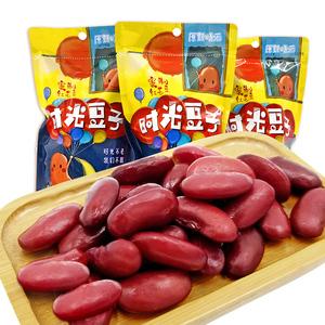 原野晴禾时光豆子蜜制岢岚红芸豆即食营养好吃不胖的健康休闲零食