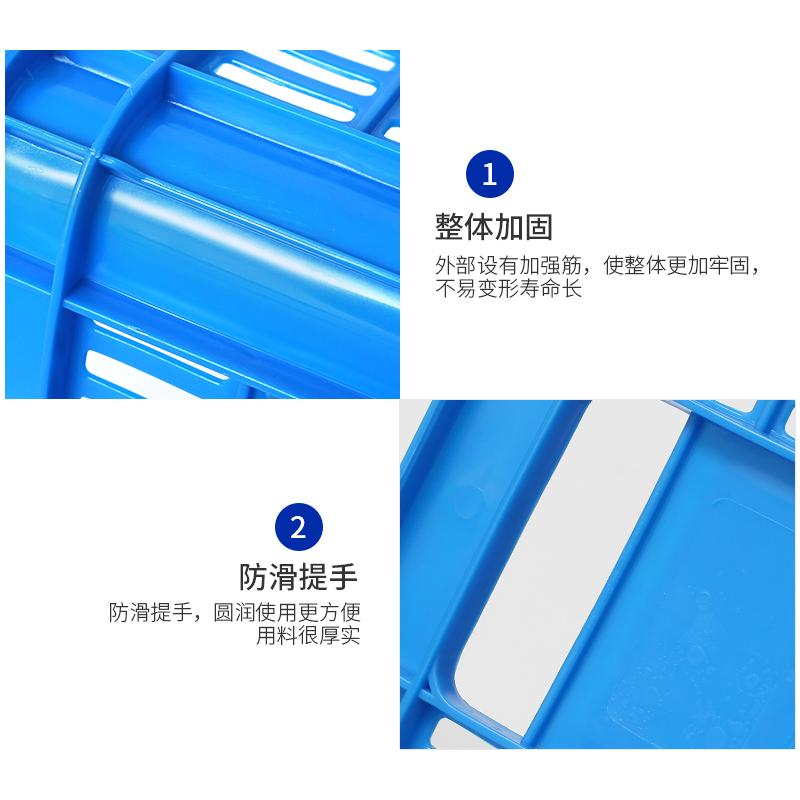 omsättning korg orderhantering. en tjockare is - bäckenet plast lådor orderhantering ram - plast.