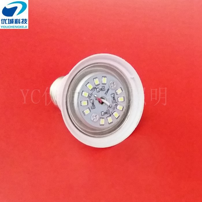 AC AC low voltage 12V24V36V volt LED bulb waterproof E27 screw machine tool, site energy-saving lamp, cold storage lamp