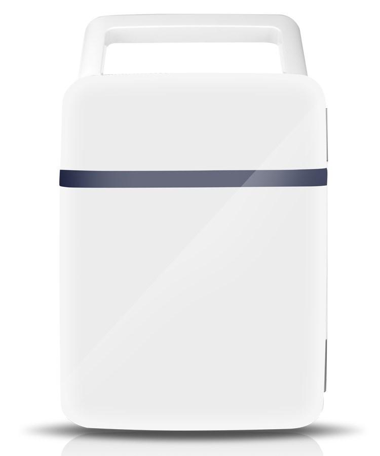 鋭康10L車載冷蔵庫車両用の学生寮を家庭用寒暖家小型ミニ冷蔵庫の冷凍器