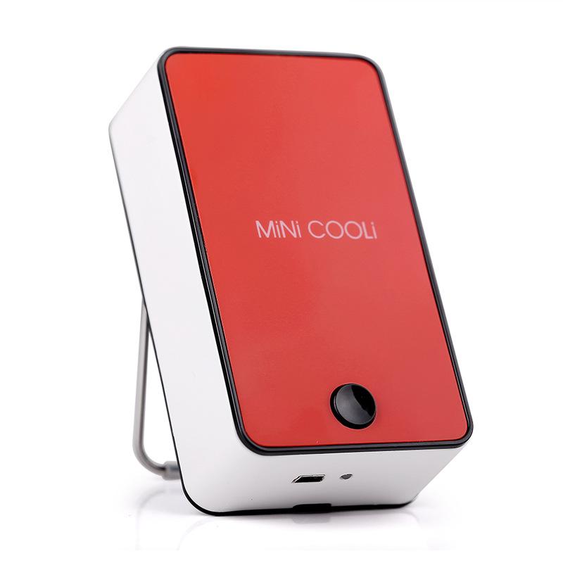 Mini - ventilateur miniature rechargeable USB sur la paume de la main de la réfrigération et de la climatisation portatif portable sans création de feuilles avec des étudiants
