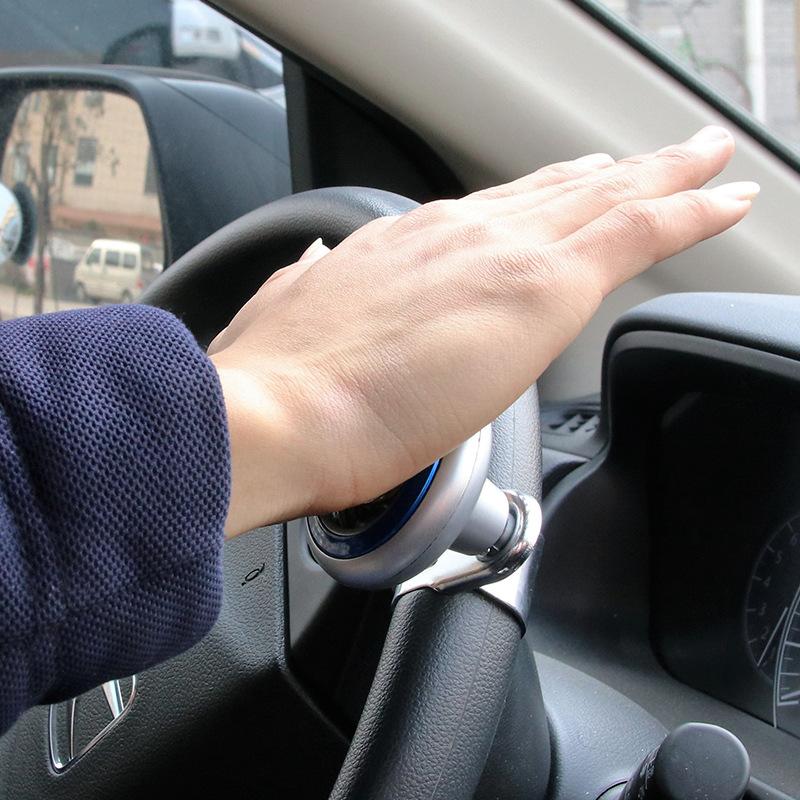 styrning ratten öka boll med flera funktioner för kontroll av metall med en mini - stöd