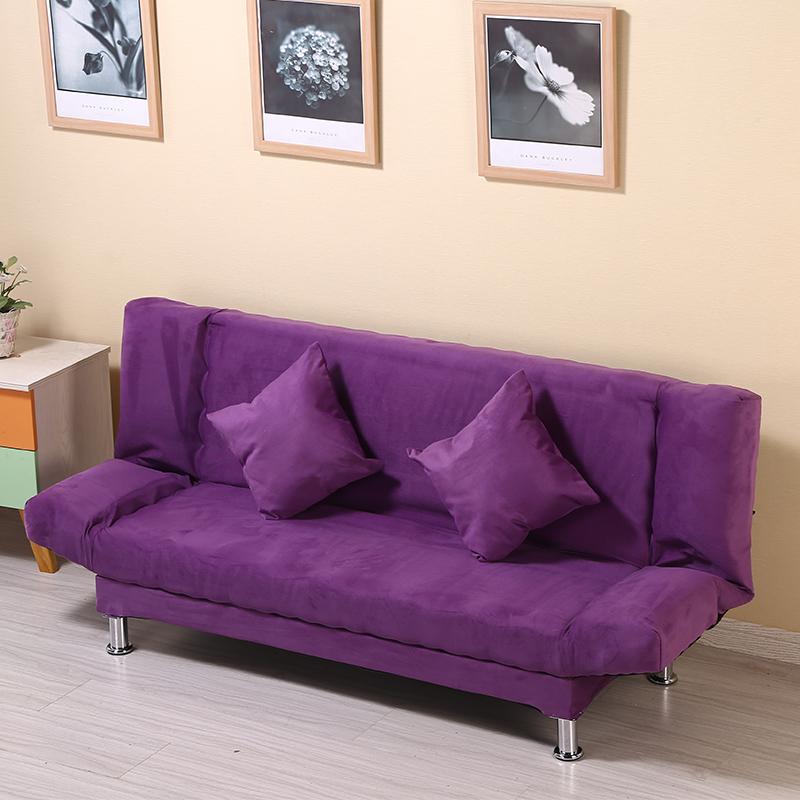 Πολυλειτουργικά καναπέ - κρεβάτι πτυσσόμενο καναπέ - κρεβάτι μικρές μονάδες αποθήκευσης που είναι εύκολο να το δέρμα στο σαλόνι