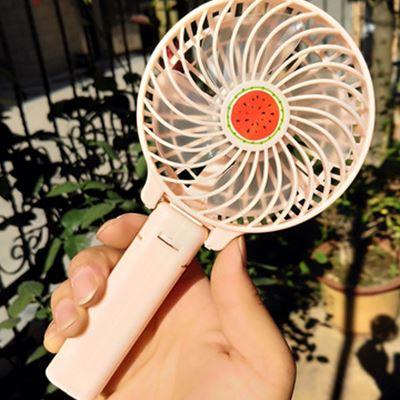 творческие фрукты вентилятор КПК небольшой офис мини - usb платные студенты портативный настольный вентилятор, вентилятор