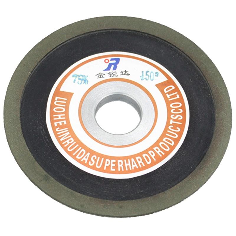 Diamond колесо одного гипотенуза карбида вольфрама ножом в голову пилы зуб шлифовальным вольфрам угол мельница нарезки