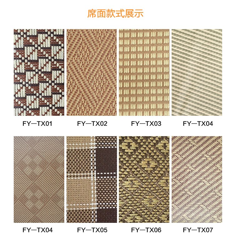 Customized heating mattress pad Japanese tatami matting TATAMY tatami mat Kang coconut mat