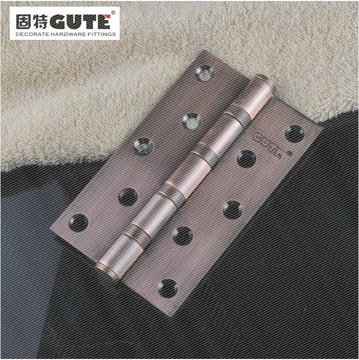 5 pulgadas de acero inoxidable puertas de armarios de puertas de madera de la puerta bisagra de la puerta con bisagra bisagra de pequeñas piezas de metal