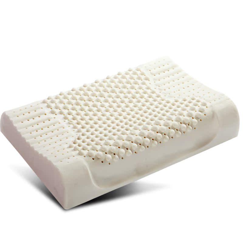 タイラテックス枕成人護頚粒ゴム枕シリカゲル低ソフト頸椎の枕