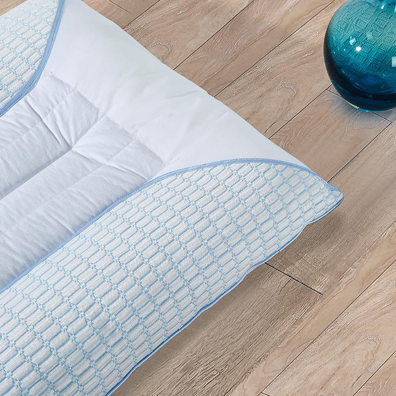 梦洁出品MEE涼感ケツメイシ草本枕枕枕ケツメイシ低護首シングル枕に撮りに