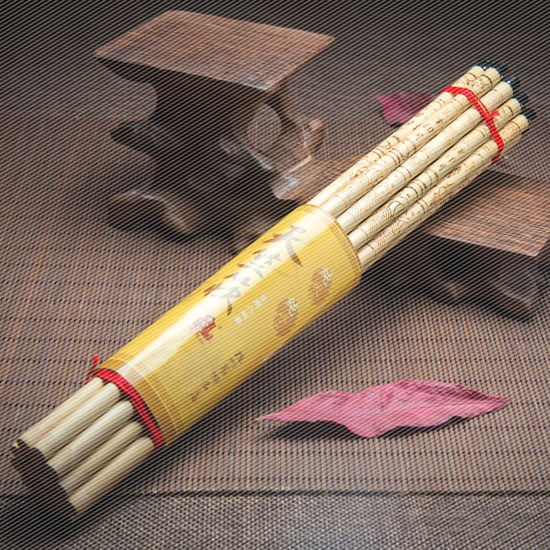 ханчжоу tianzhu палочки красоту Западного озера башни посуда бамбуковые палочки полноценный без краски без воск 8 двойной пакет mail