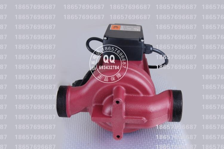 屏蔽泵 超静音 370W 550W 750W 1100W 静音热水地暖气管道增压循环泵