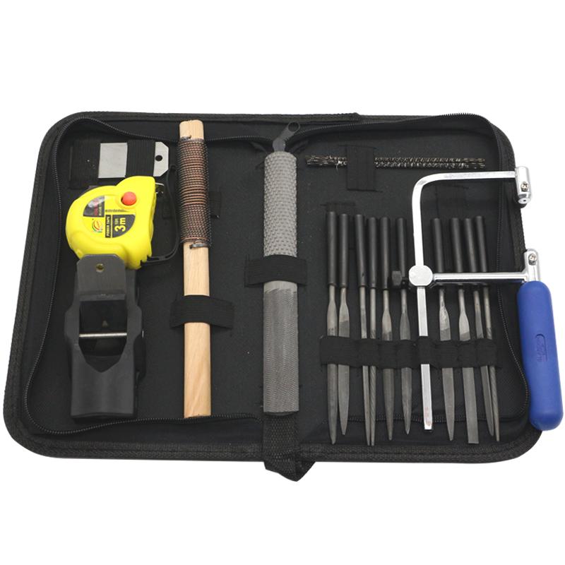 - kézi asztalosszerszámokkal kombináció kézi fűrész - fa chipping fa a szúrás 木艺 diy eszköz.