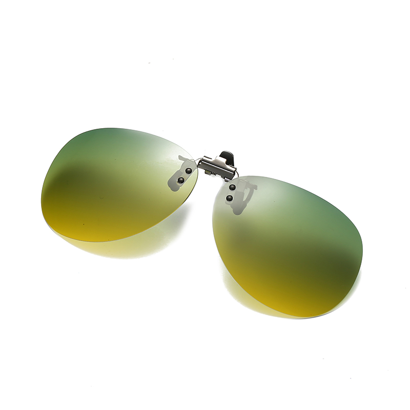 dzień i noc, ludzie polaryzatory magazynek i jazdy kierowcy mogą być specjalne okulary słoneczne w górę.
