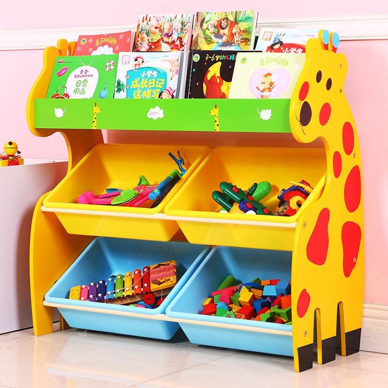 hi baby kinder b cherregal spielzeug f r rack kindergarten bilderb cher sortieren kisten. Black Bedroom Furniture Sets. Home Design Ideas