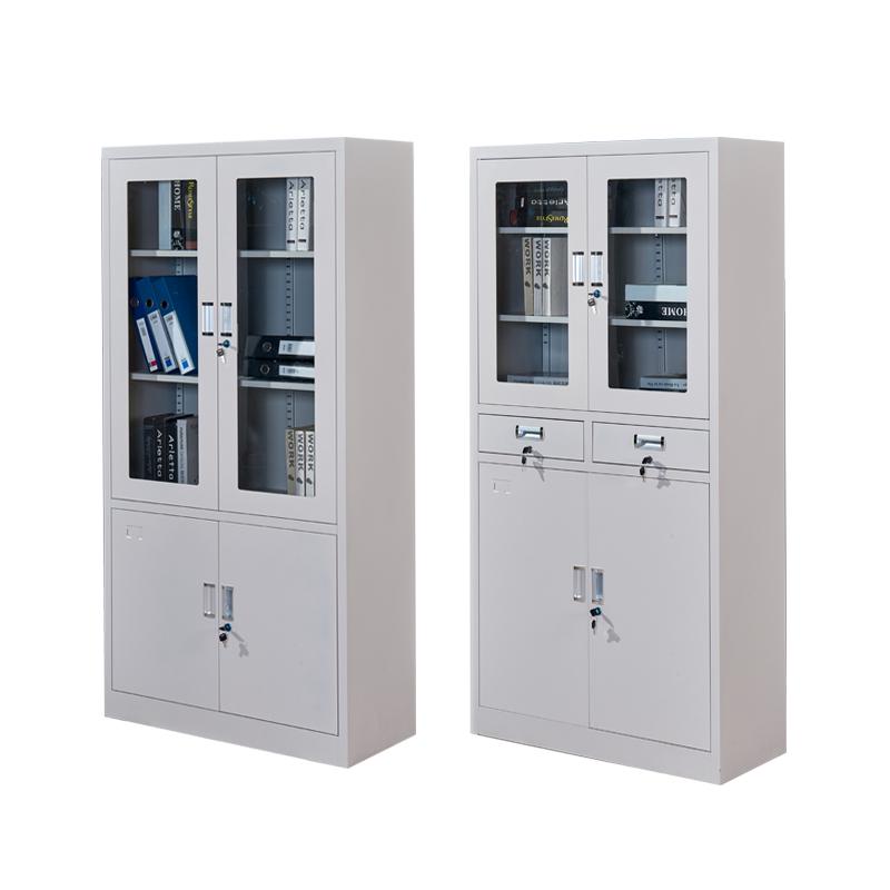 鋼製金属引き出し式部品棚、キャビネットの効率キャビネット、櫃