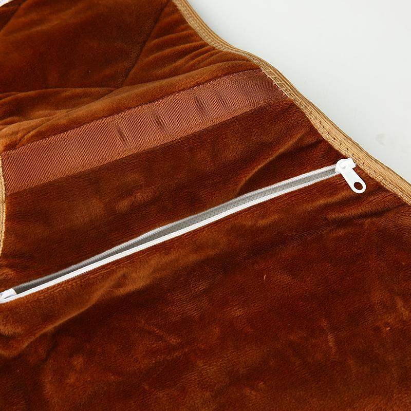海塩粗製塩温湿布バッグ腰電気加熱護ベルト腰盤過労保温暖かい宮灸ベルト宝