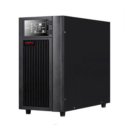 Shante C6KSUPS бесперебойного питания UPS 6KVA/5400W онлайн типа внешних батарей принимающей 192V