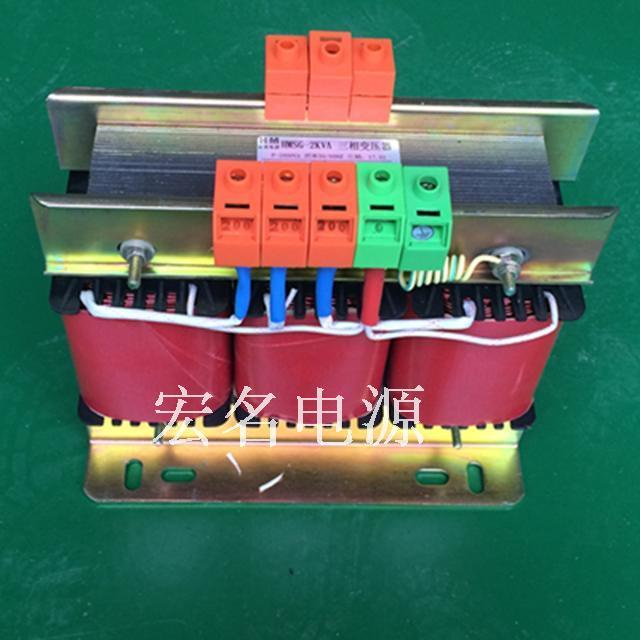 매크로 명의 전원 SBK-6KW/6kva380V 변하다 220V 변압기 415V 돌다 380V 삼상 격리 변압기