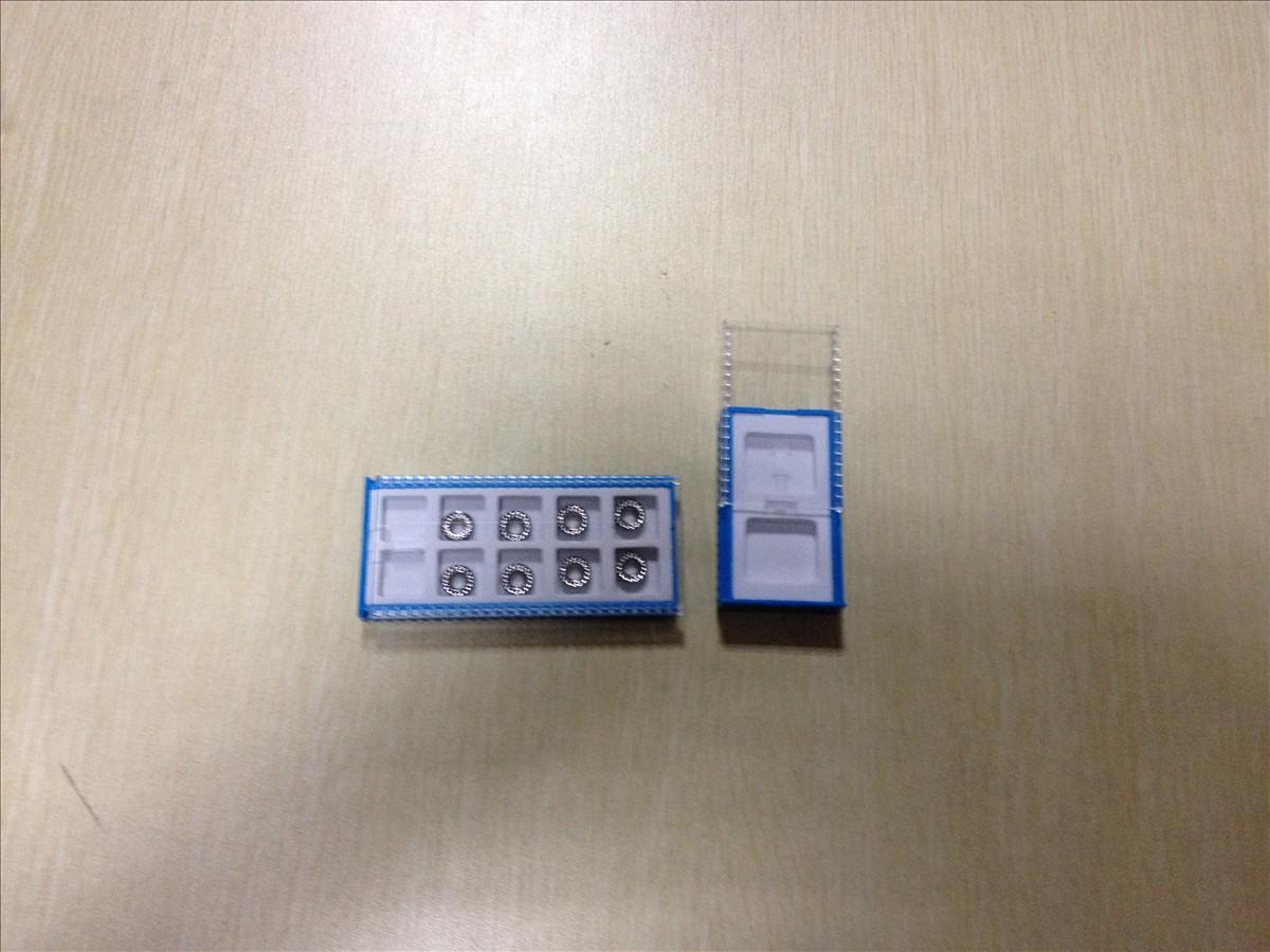 cnc - bladet sågtandat förpackningen rose plast lådor med hög öppet ytterligheterna i plast