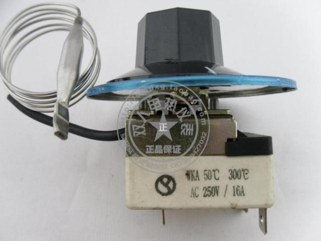 오븐 프라이어 돌리다 식 온도 제어 스위치 WZB 소시지 머신 소시지 머신 온도 조절기 50-300 도 16A