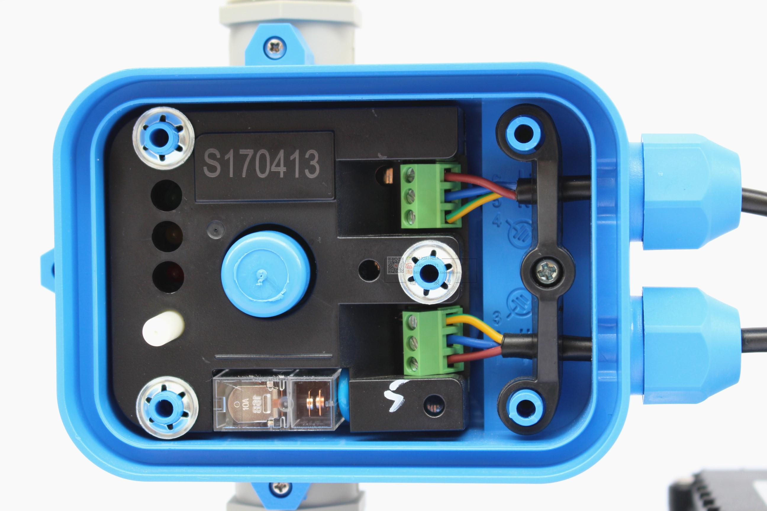 Package promotion ring force electronic water pump pressure switch single phase water pump controller DSK-1