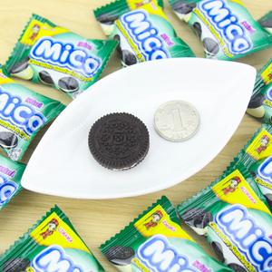 马来西亚进口夹心饼干mini迷你MICO奥利奥好吃不腻独立装376g包邮