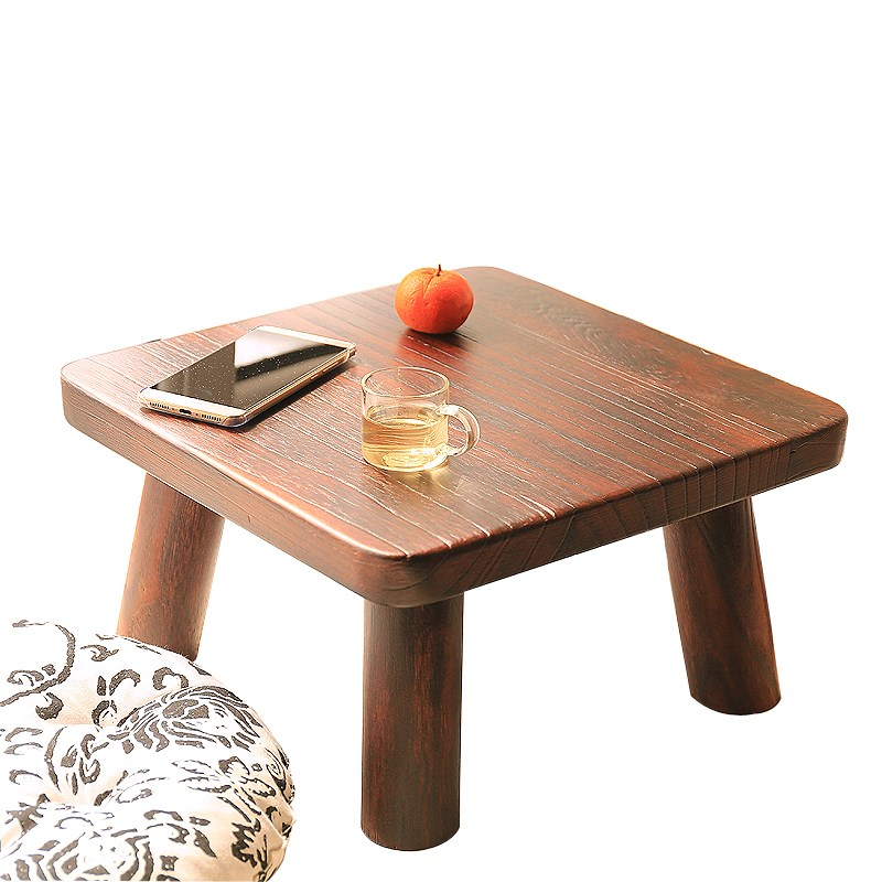 The table window bed table small tea table table table special offer teriyaki paulownia wood windows Kang several tatami