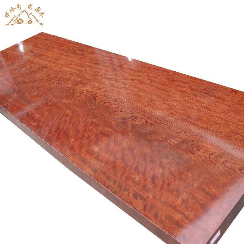 Les fabricants de vendre des fleurs en bois massif table table de plaque, plaque de table de taille 283-97-10 personnalisable