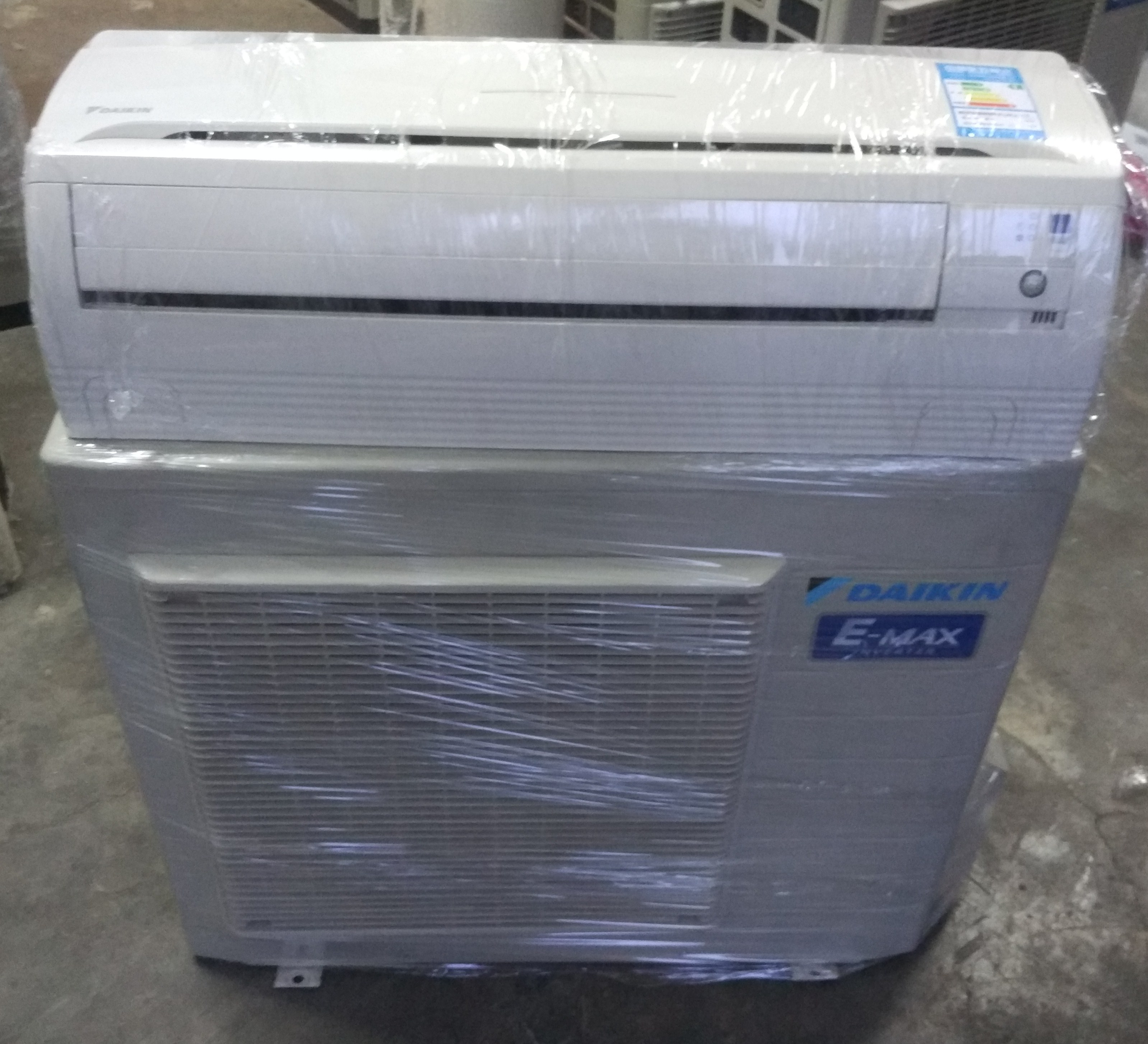 Daikin inverter air conditioning 1.5 2 horses