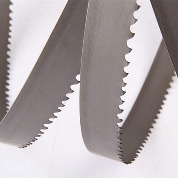 New woodworking band saw M42 double metal band saw machine saw band saw blade 3350*27 saw blade