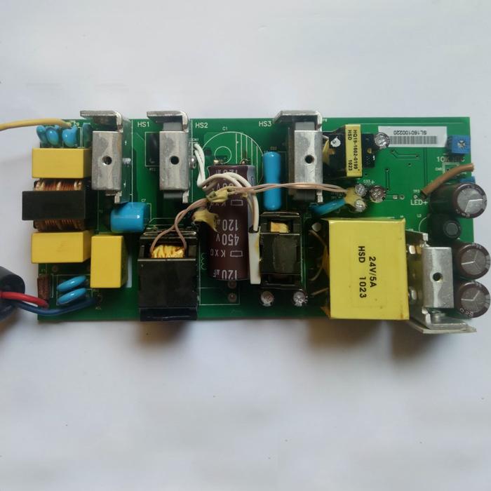 az eredeti 拆机 24V7A kapcsoló 24V6A24V5A csupasz lap általános 稳压 hosszabbító láb stb.