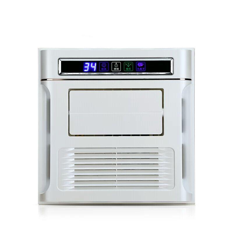 - κουζίνα κρύο κρύο φωτισμού - ολοκληρωμένη ανώτατο όριο ανώτατο όριο του τύπου του ανεμιστήρα ψύξης LED τηλεχειριστήριο πόρπη αλουμινίου πολύ λεπτή 3030